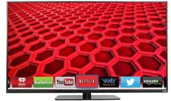 VIZIO E-Series Class Full-array LED Smart TV
