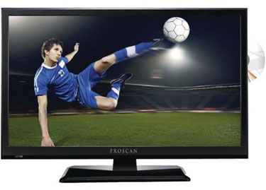 Proscan Pledv2488A 24' 1080P DVD LED HDTV