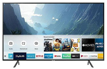 Samsung 40NU7100 Flat 40 4K UHD 7 Series Smart TV 2018