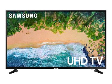 Samsung UN50NU6900BXZA 50 Class NU6900 Smart 4K UHD TV (2018)