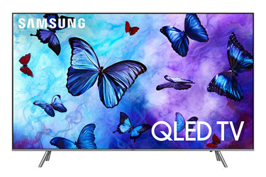 Samsung QN65Q6F Flat 65 QLED 4K UHD 6 Series Smart TV 2018
