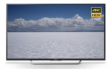 Sony XBR65X750D 65-Inch 4K Ultra HD Smart LED TV (2016 Model)