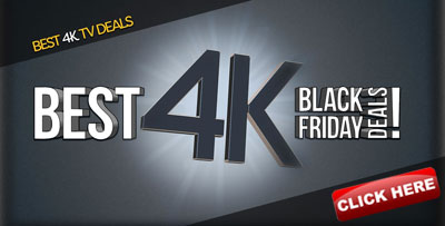 The Best Black Friday 2018 4k TV Deals