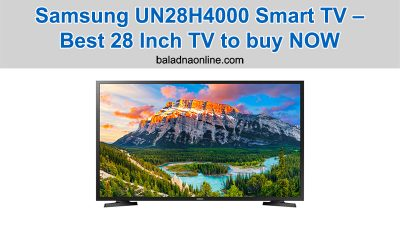 Samsung UN28H4000 Smart TV - Best 28 Inch TV to buy NOW