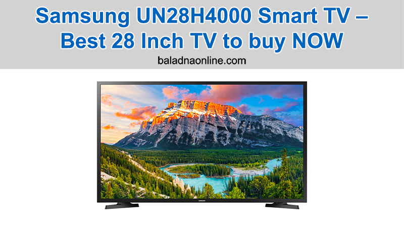 Samsung UN28h4000 28 inch led TV Review