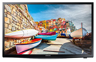 Samsung Slim Direct-Lit LED Healthcare TV