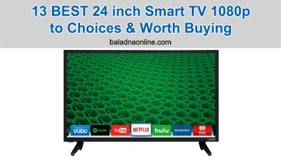 13 BEST 24 inch Smart TV 1080p to Choices & Worth Buying