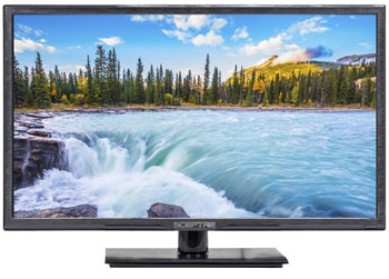 Sceptre E246BV-F Class FHD LED TV