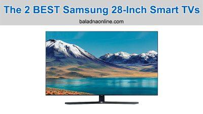 The 2 BEST Samsung 28-Inch Smart TVs