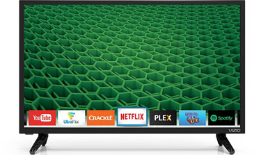 VIZIO D24-D1 24 inches 1080p Smart LED TV