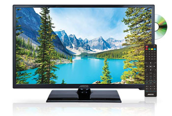 AXESS TVD1805-24 24-Inch LED HDTV