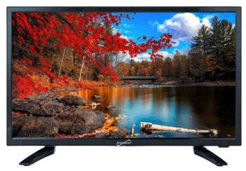 SuperSonic SC-2411 1080p LED Widescreen HDTV