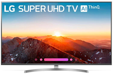 LG Electronics 55SK8000PUA 55-Inch 4K Ultra HD Smart LED TV (2019 Model)