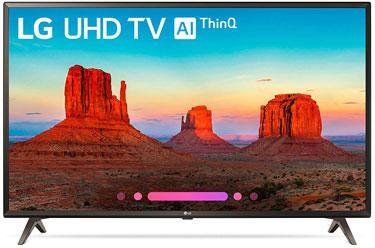 LG Electronics 43UK6300PUE Smart LED TV