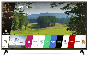 LG Electronics 49UK6300PUE Smart LED TV