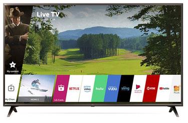 LG Electronics 49UK6300PUE Smart LED TV