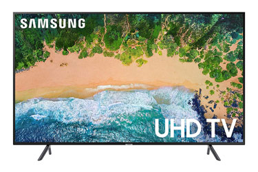 Samsung 55NU7100 Flat Smart TV