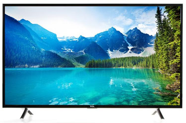 TCL 49S405 Roku Smart LED TV