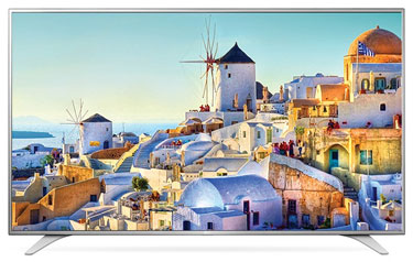 LG 43UH6500 4K UHD TV - Best Quality