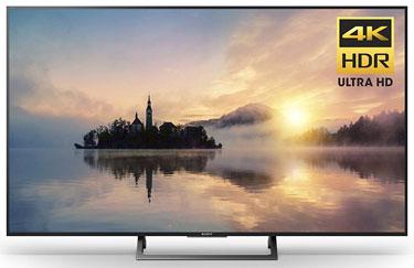 Sony KD43X720E Smart TV - Best Flatscreen Option