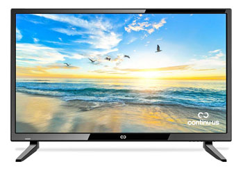Continu.us CT-2860 Eco-Friendly HDTV