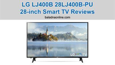LG LJ400B 28LJ400B-PU 28-inch Smart TV 2021 Reviews
