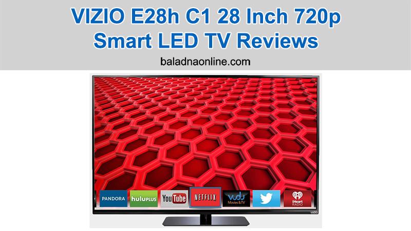 VIZIO E28h-C1 28 Inch 720p Smart LED TV