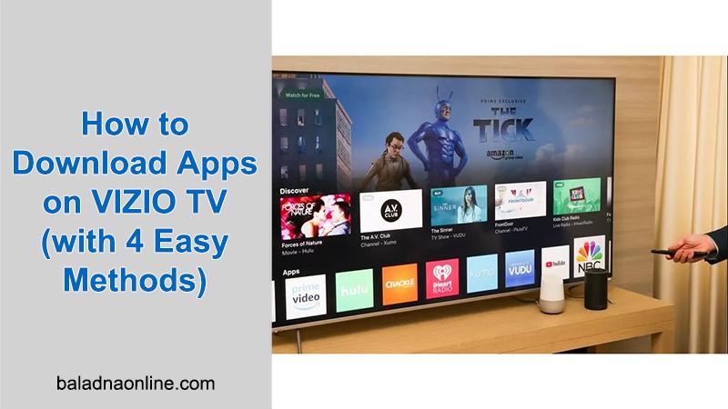 download apps on vizio tv